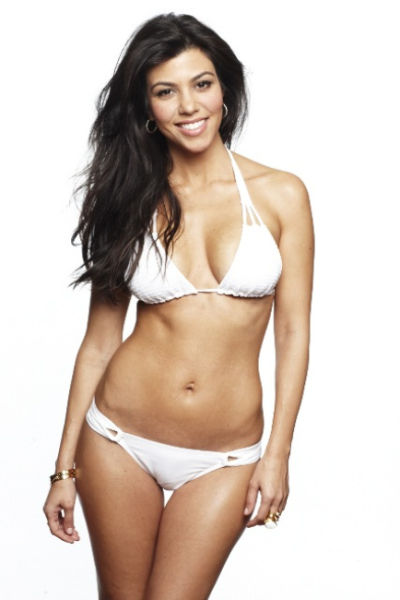 Kourtney Kardashian Hot pictures for Shape Magazine 1