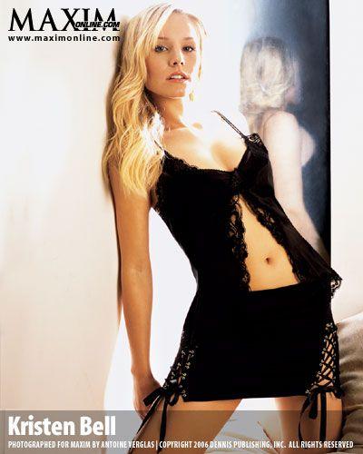 Kristen Bell Sexy Photos