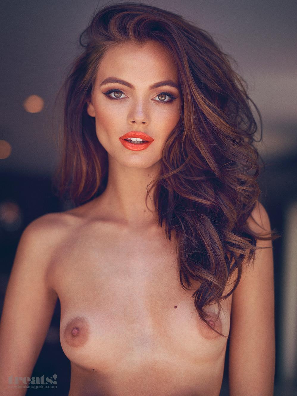 Kristina Peric Topless 1