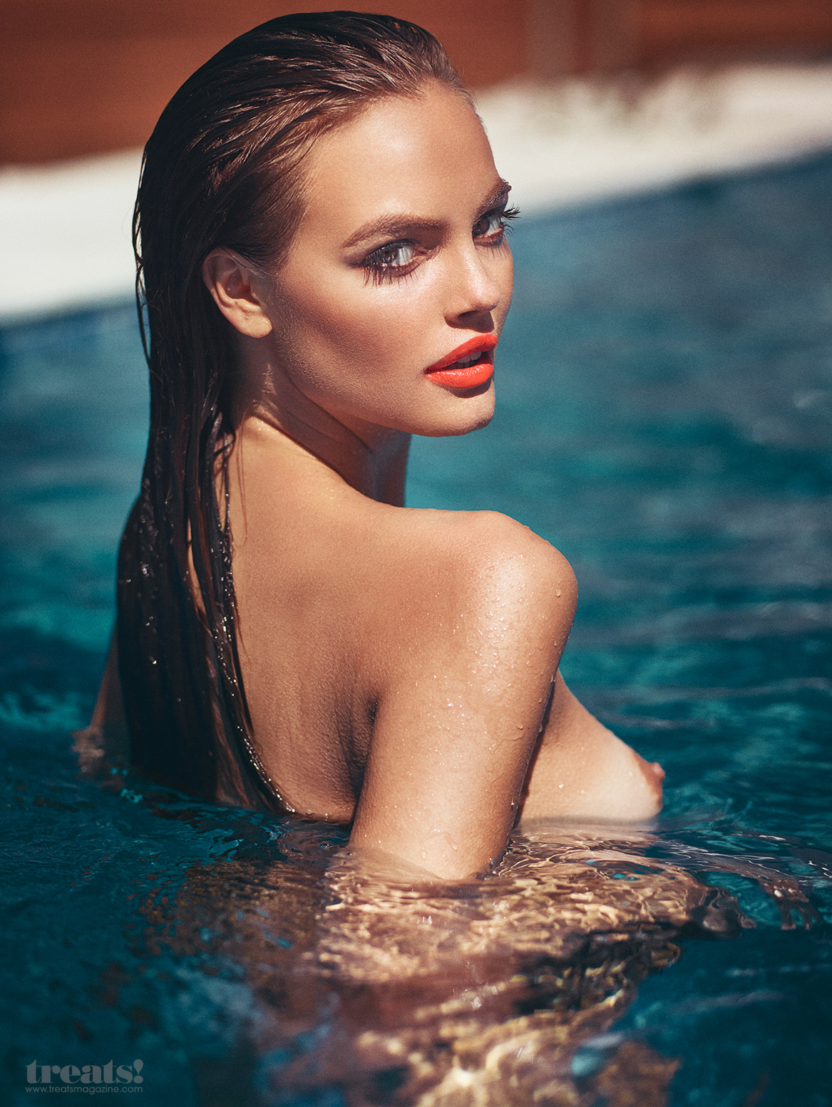 Kristina Peric Topless