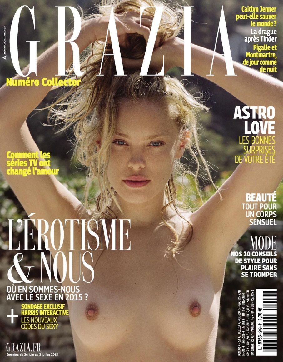 Kristy Goretskaya Nude Pi...