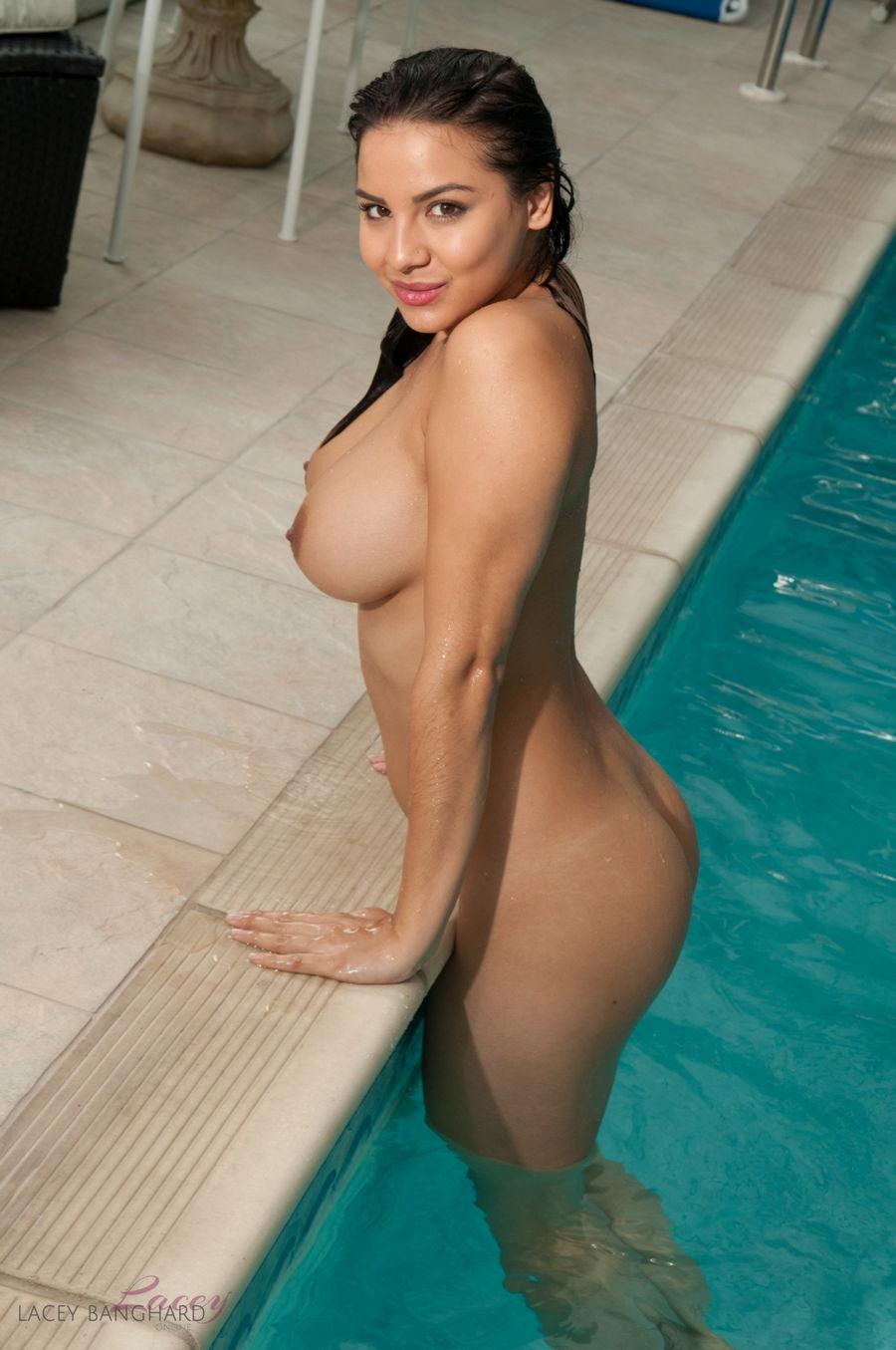 Lacey Banghard Naked Pics