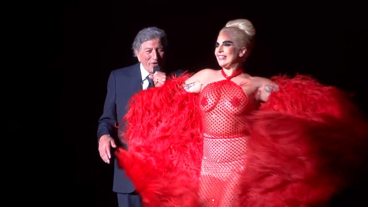 Lady Gaga See-thru pics 1