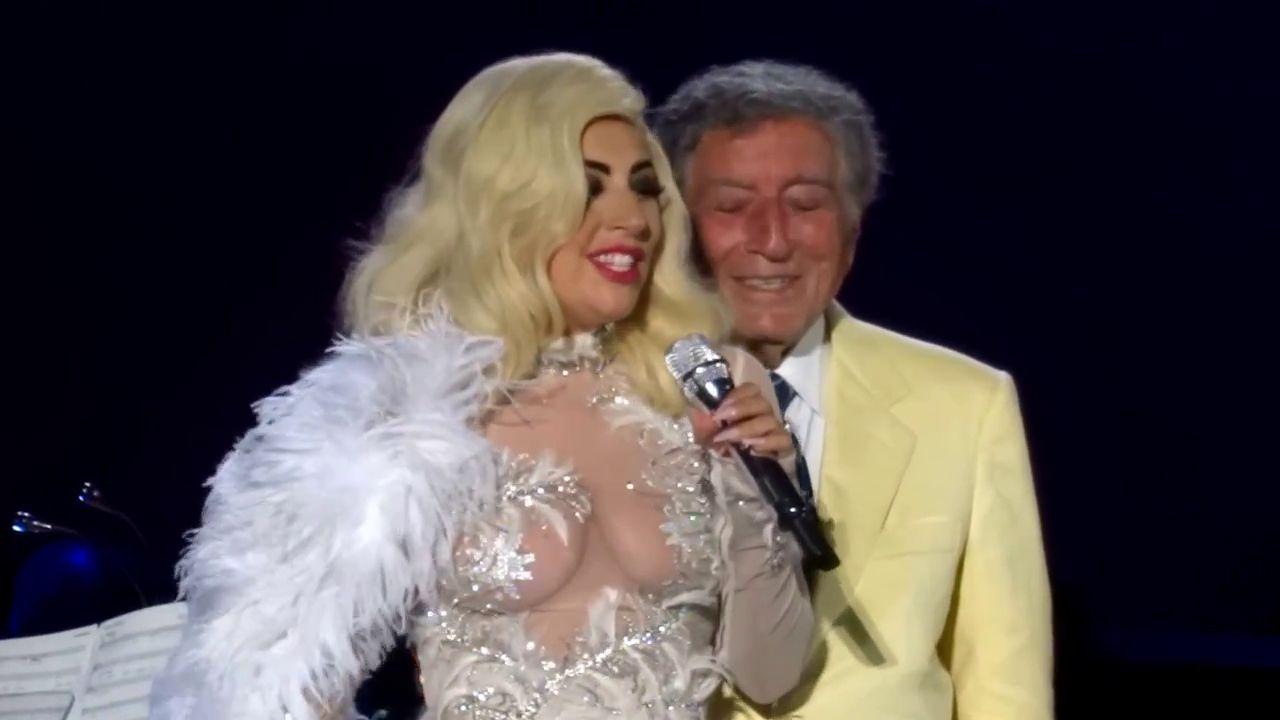 Lady Gaga See-thru Pics