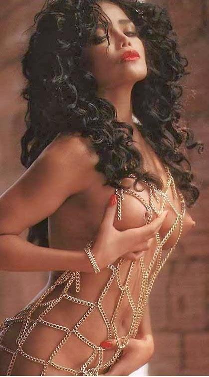 Latoya Jackson Nude