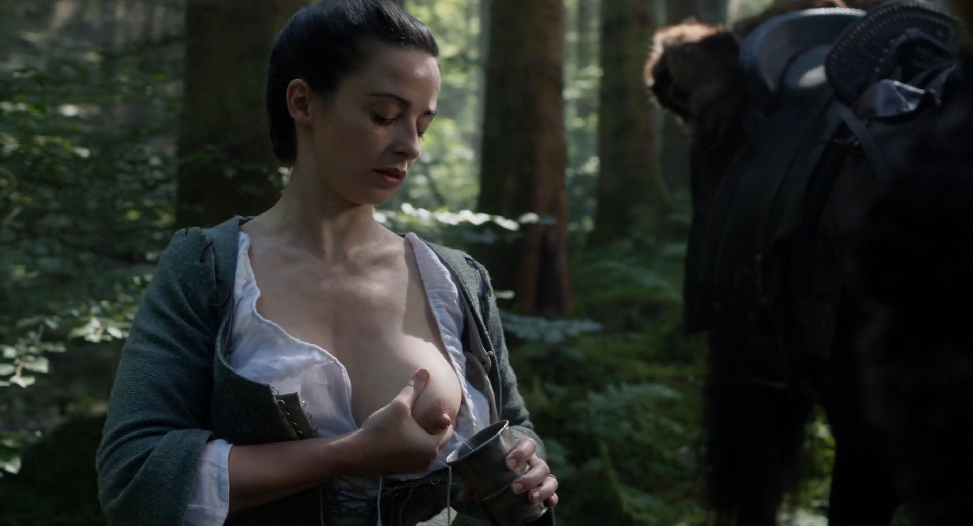 Laura Donnelly Hot Scene