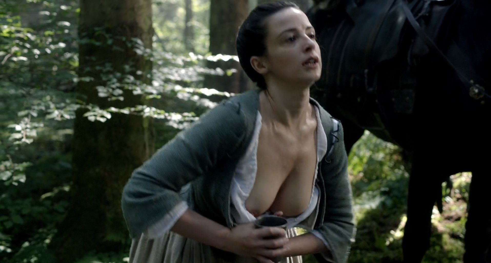 Laura Donnelly Hot Scene 2