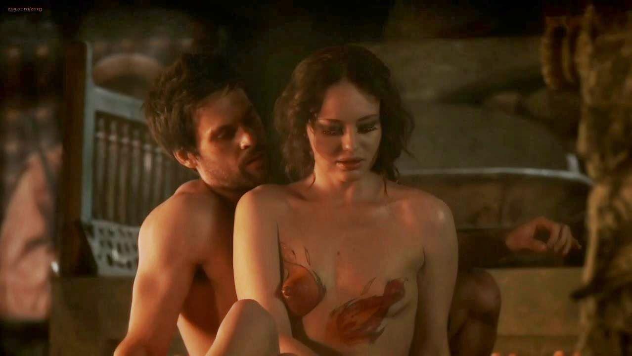 Laura Haddock Nude