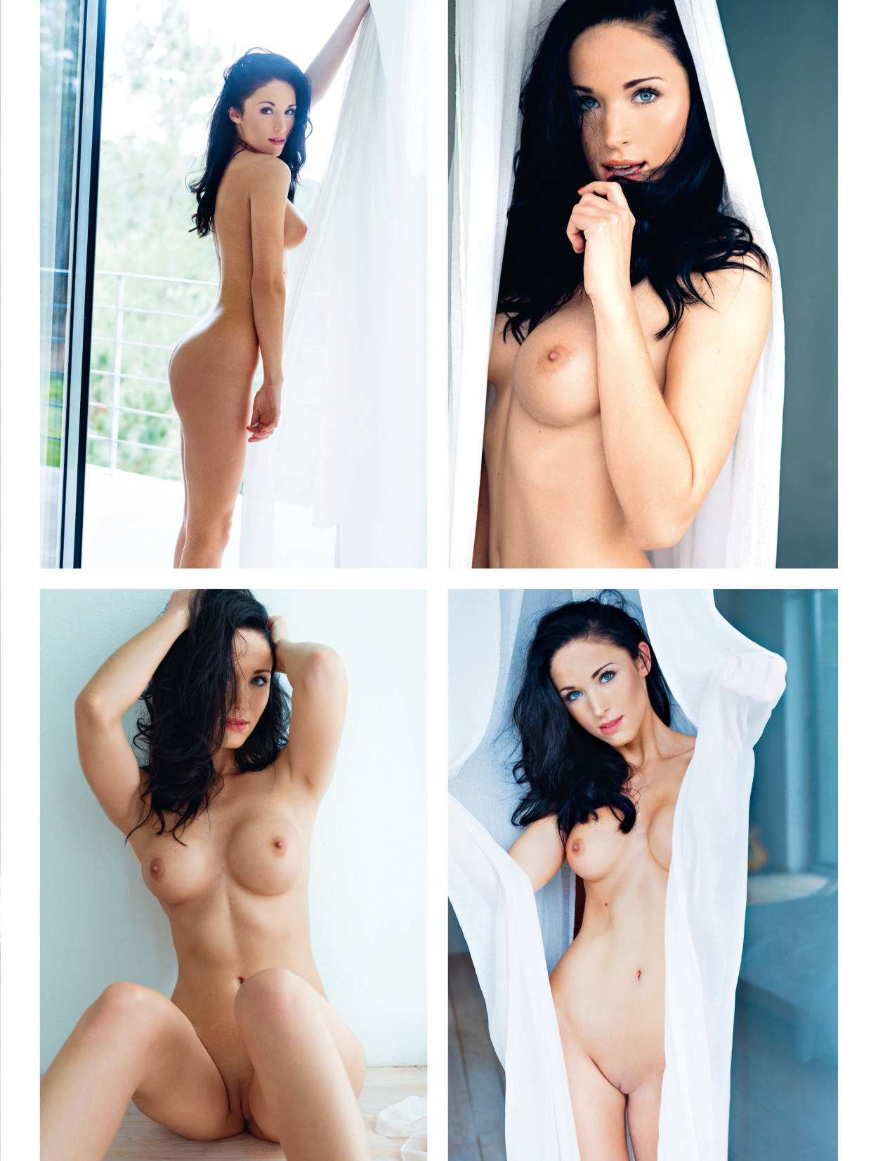 Nude Photoshoot Of Laura ...