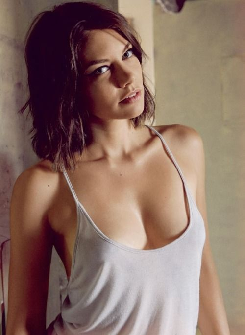Sexy Photos Lauren Cohan