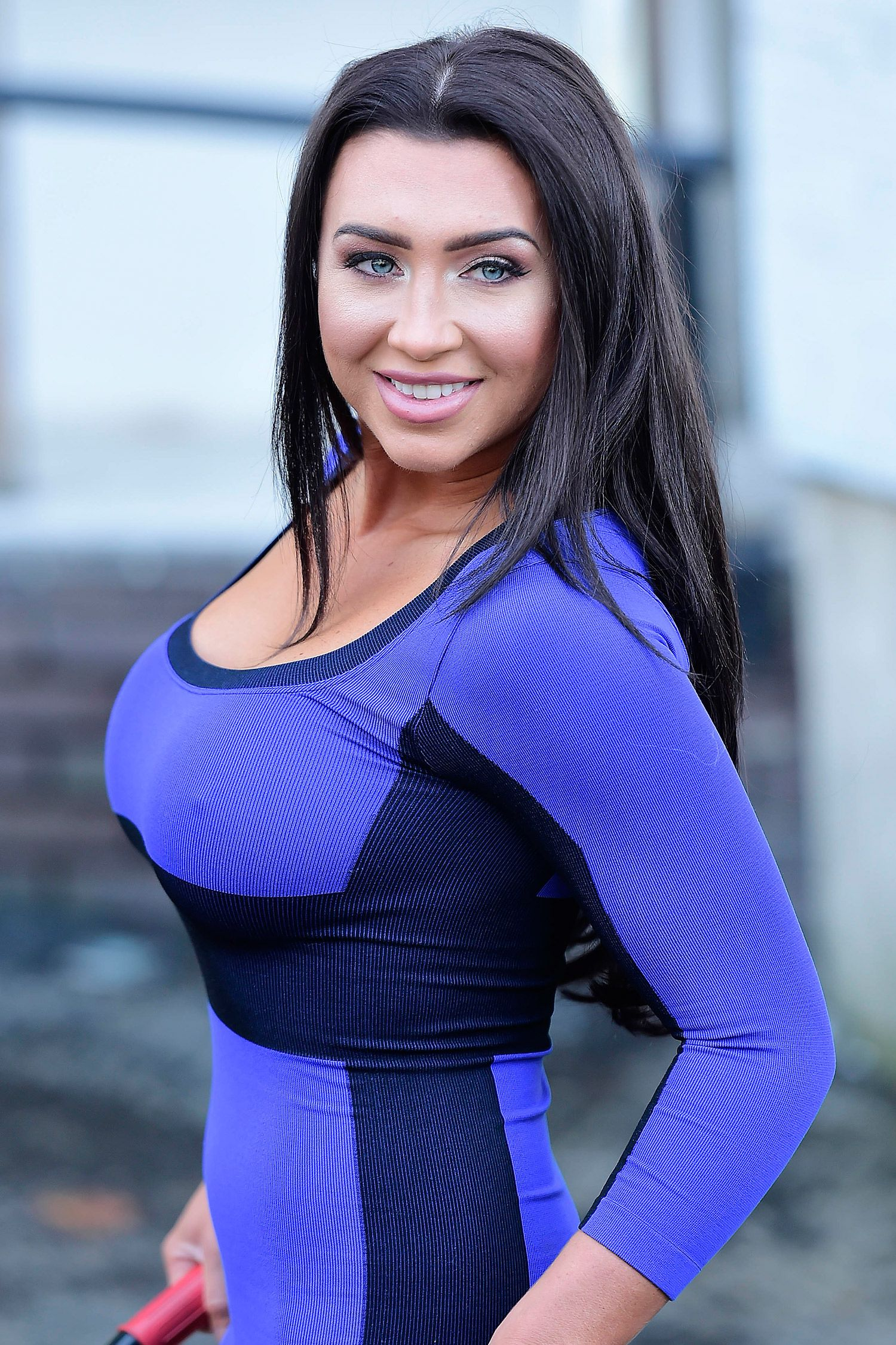 Lauren Goodger Pokies Pic...