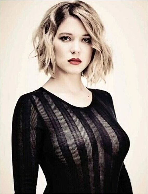 Lea Seydoux See-through P...