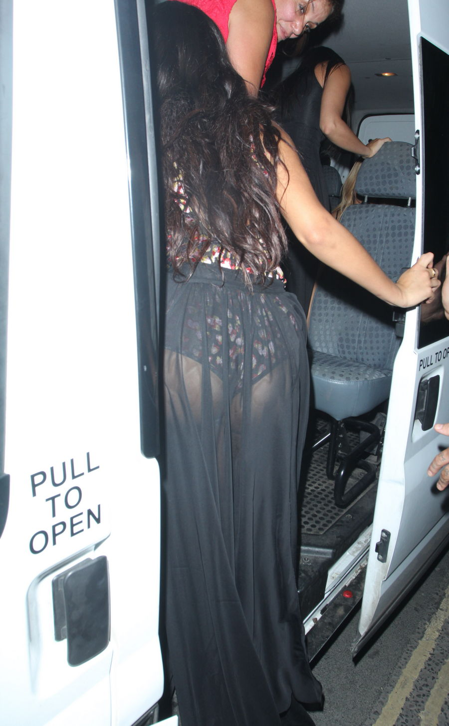 Leigh-anne Pinnock See-th...