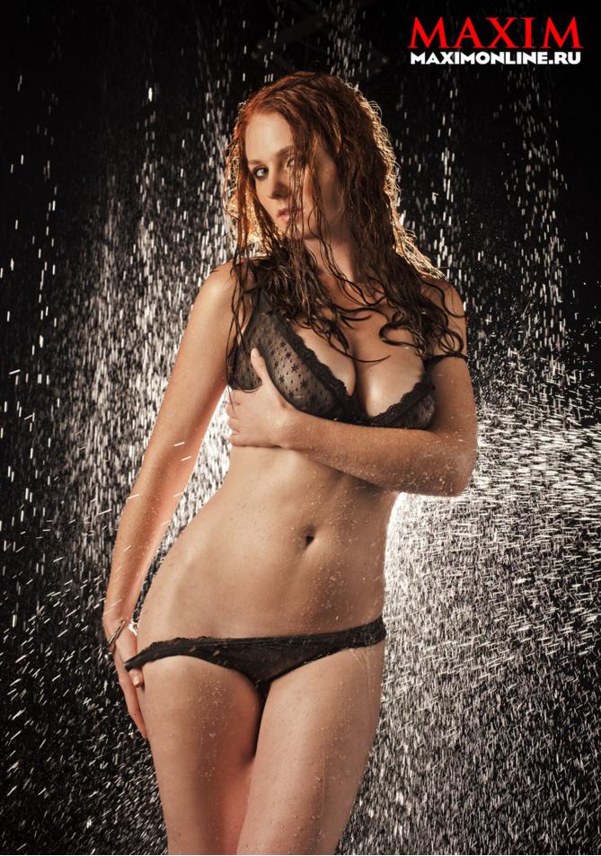 Lena Katina Wet Underwear