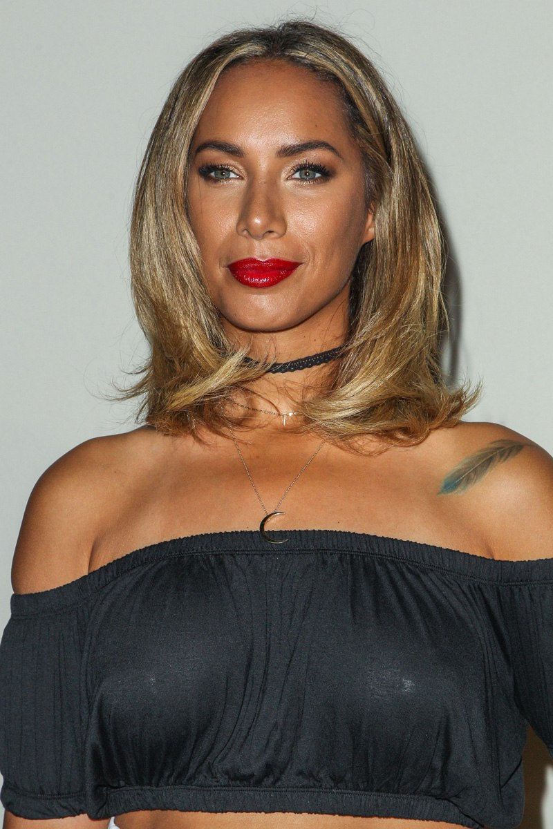 Leona Lewis Braless Photo...