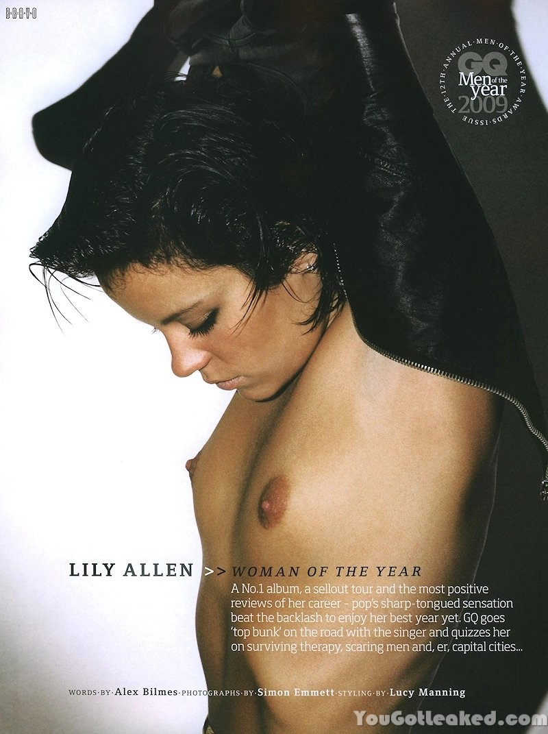 Sexy Photos Of Lily Allen