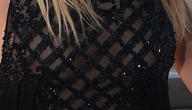 Lily Donaldson See-throug...