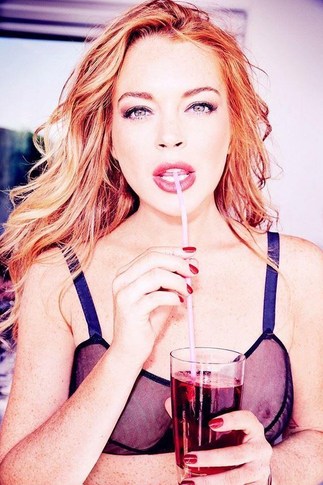 Sexy Pics Of Lindsay Loha...