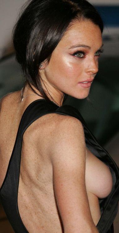 Lindsay Lohan Tits