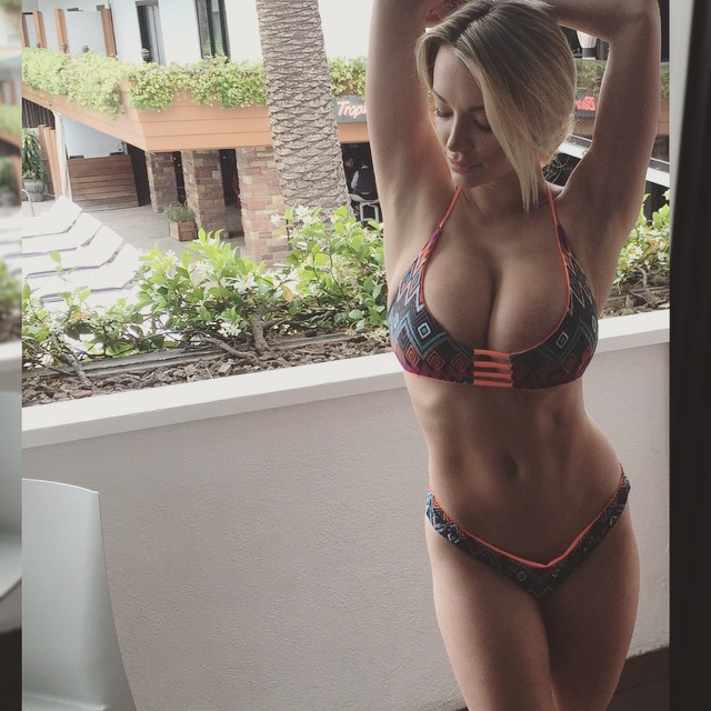 Lindsey Pelas Hot Bikini