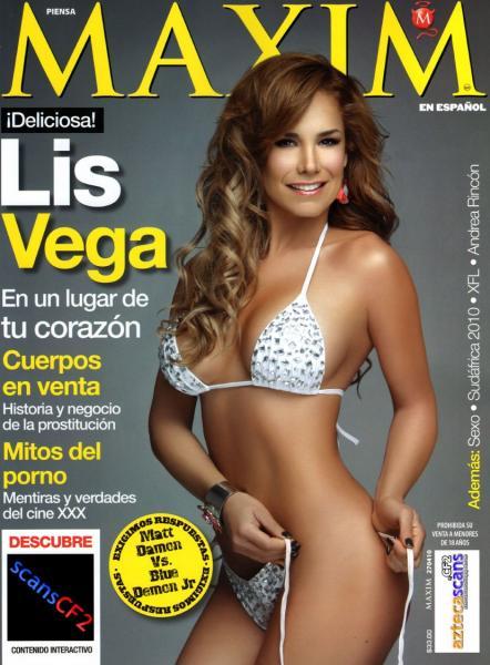 Lis Vega Maxim Pictures