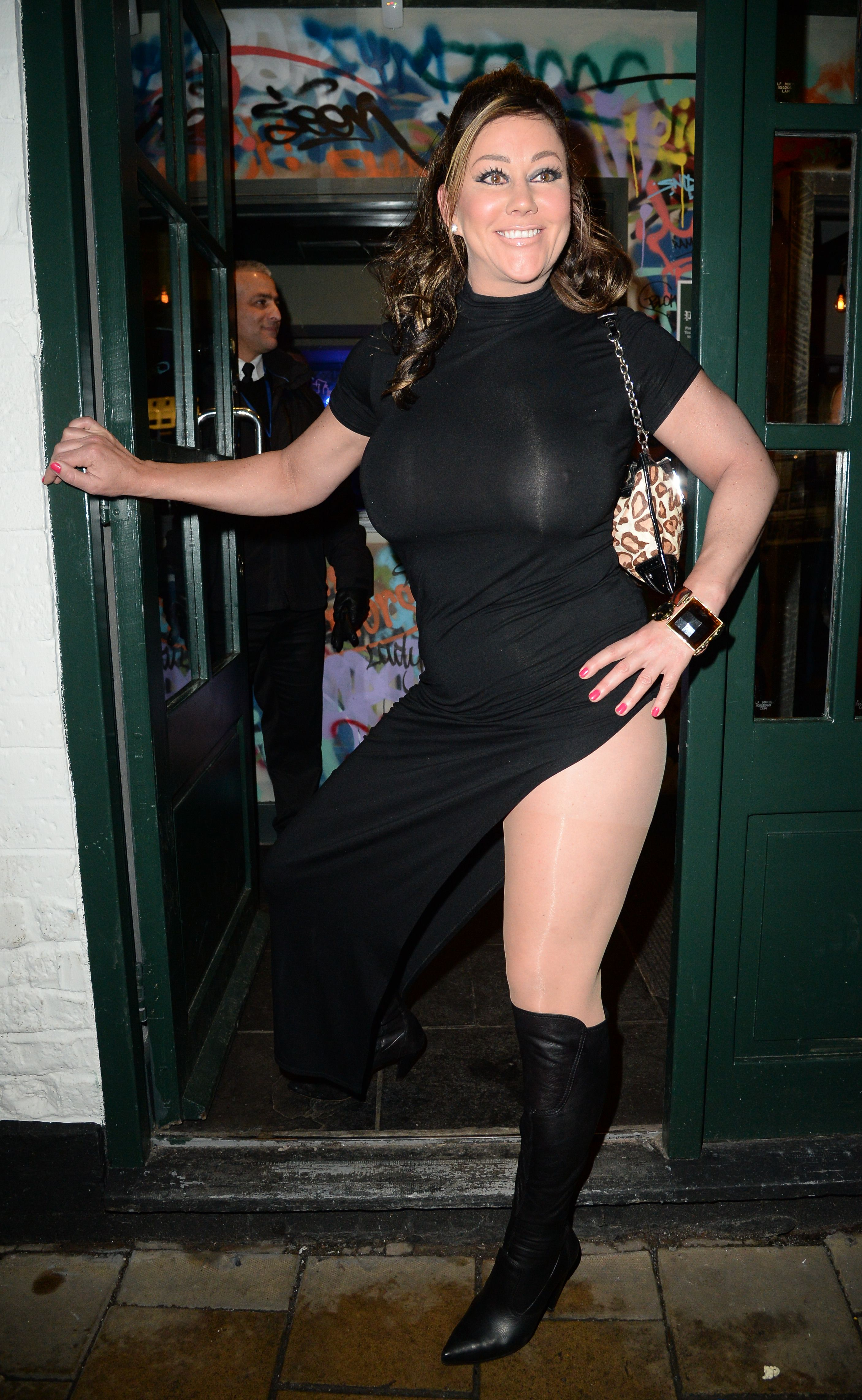 Lisa Appleton See-through...