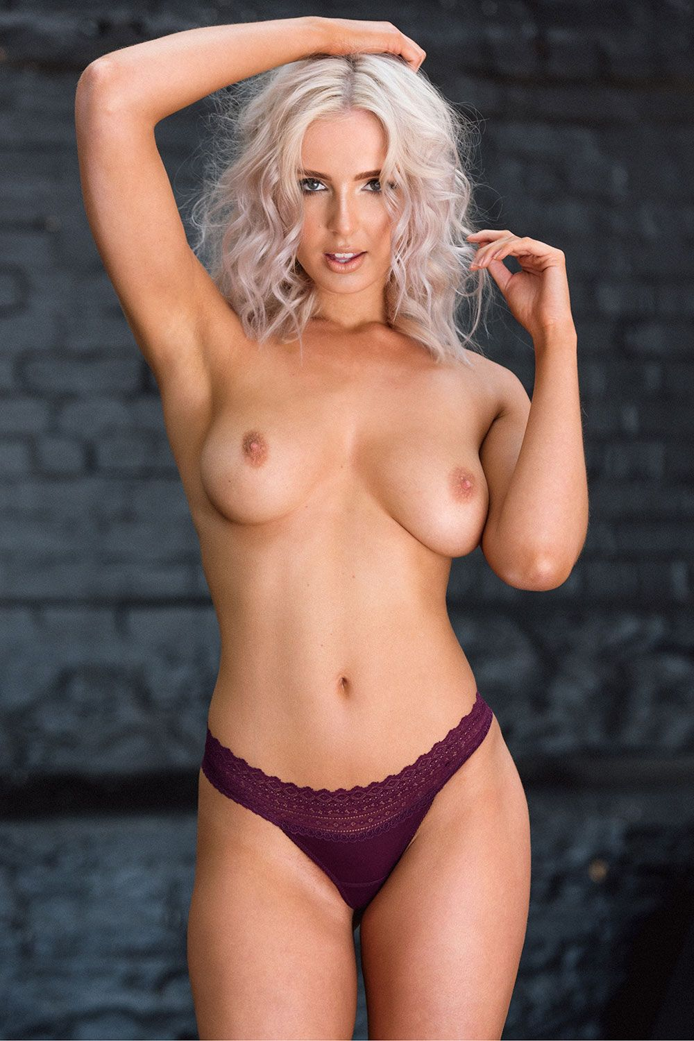 Topless Photos Of Lissy C...