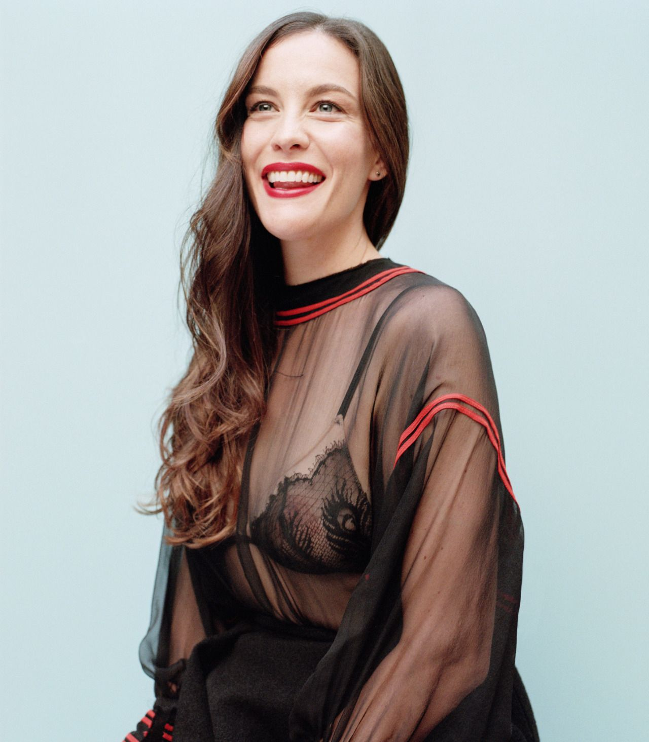 Liv Tyler See-through Pho...