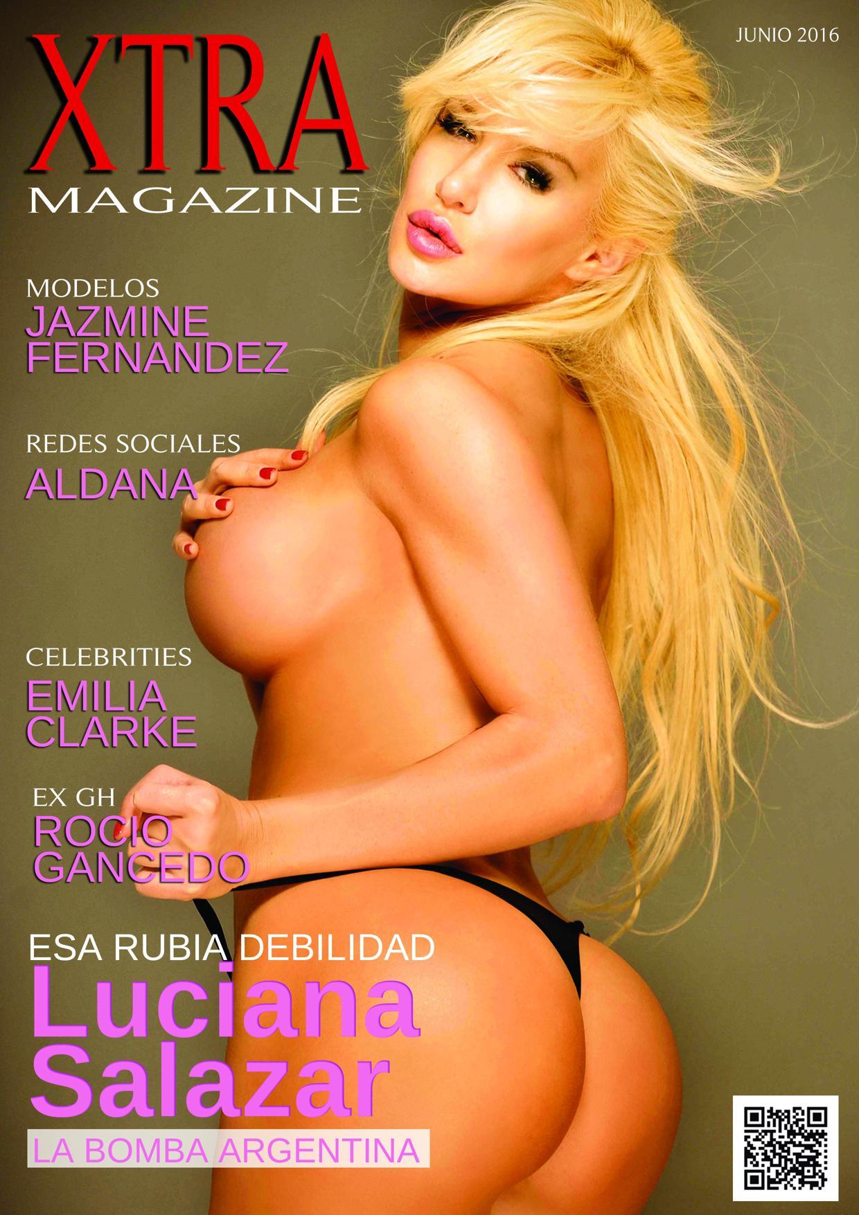 Luciana Salazar Naked Pho...