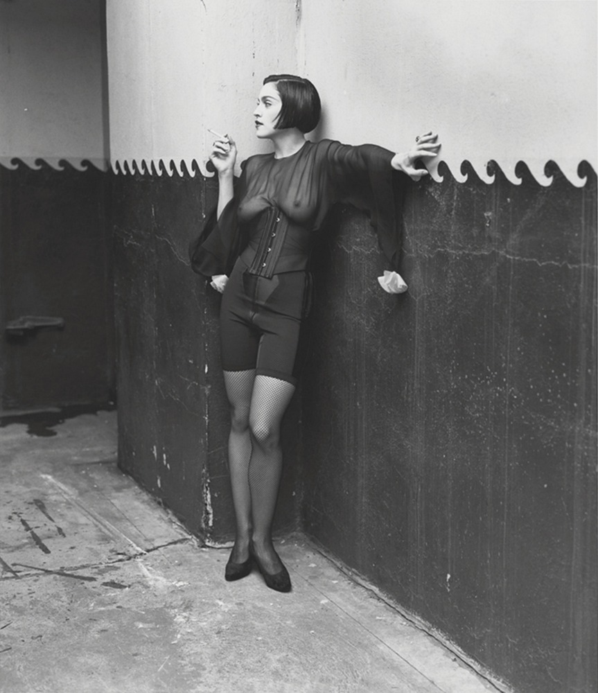 Madonna See-thru Photos