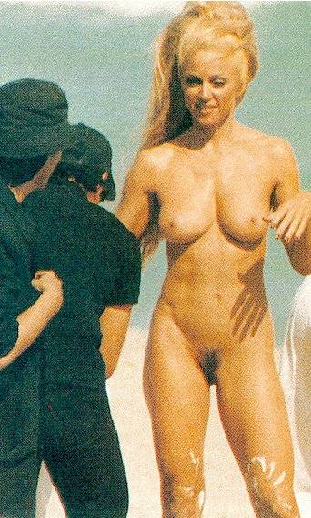 Madonna Naked Picture