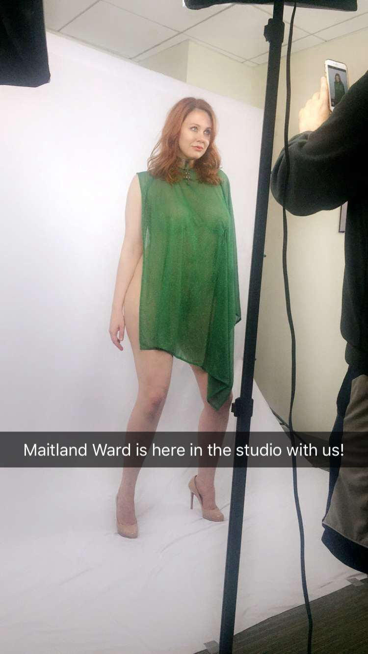 Nude Photos Of Maitland W...