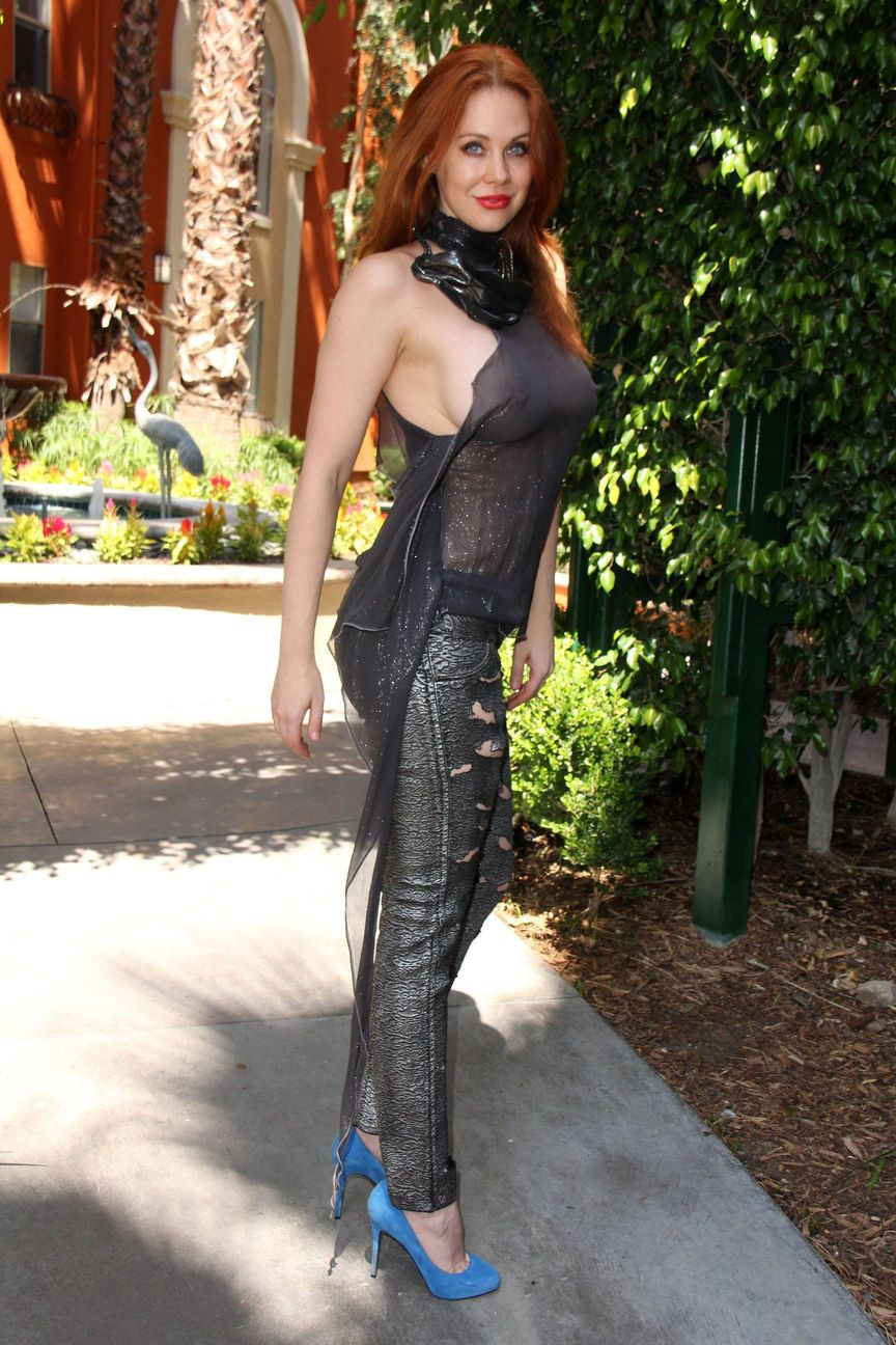 Maitland Ward See Through
