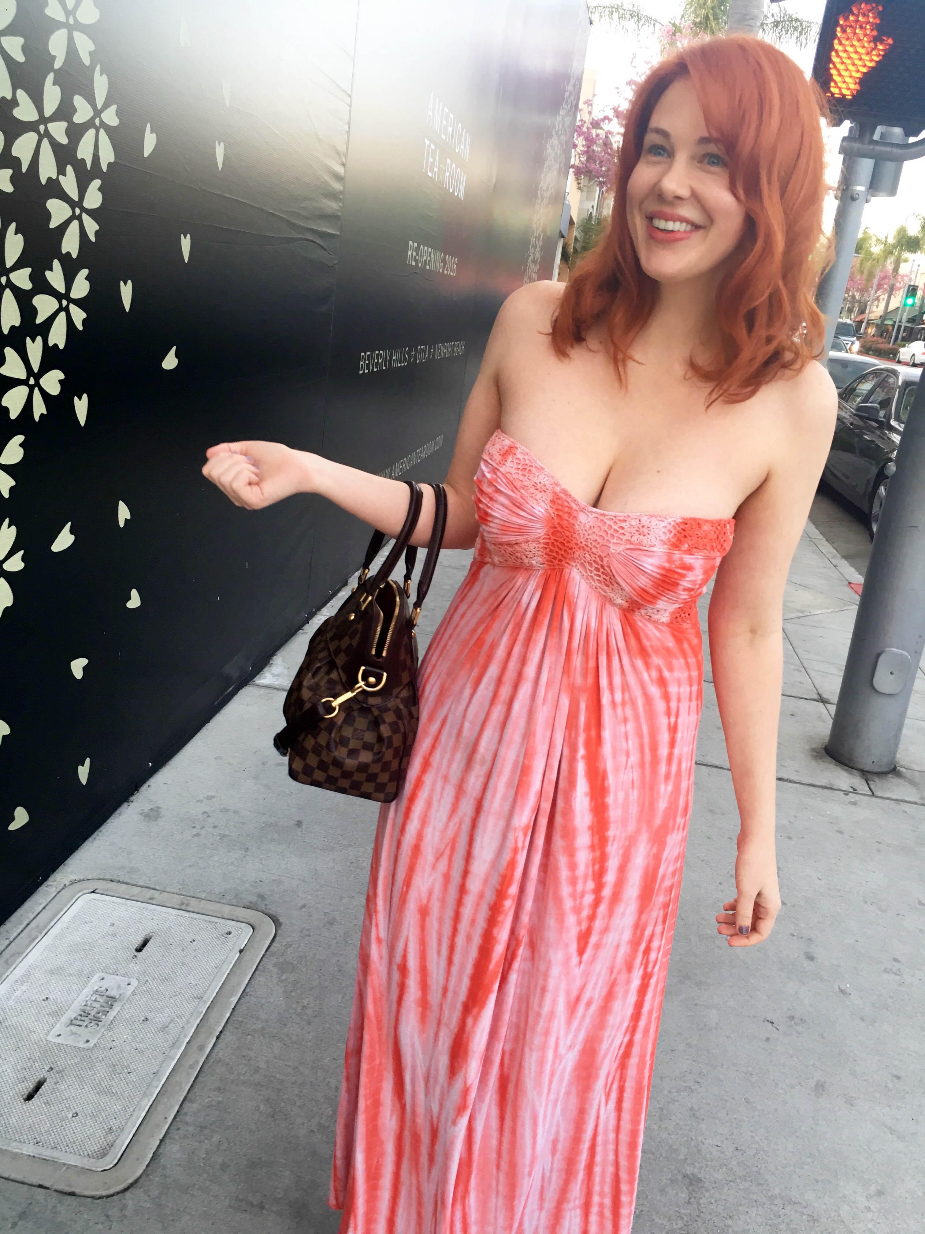 Maitland Ward Sexy Pics