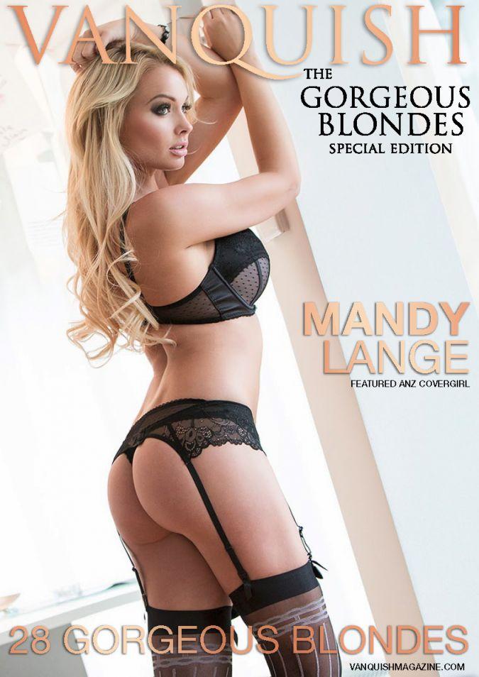 Mandy Lange Lingerie Phot...