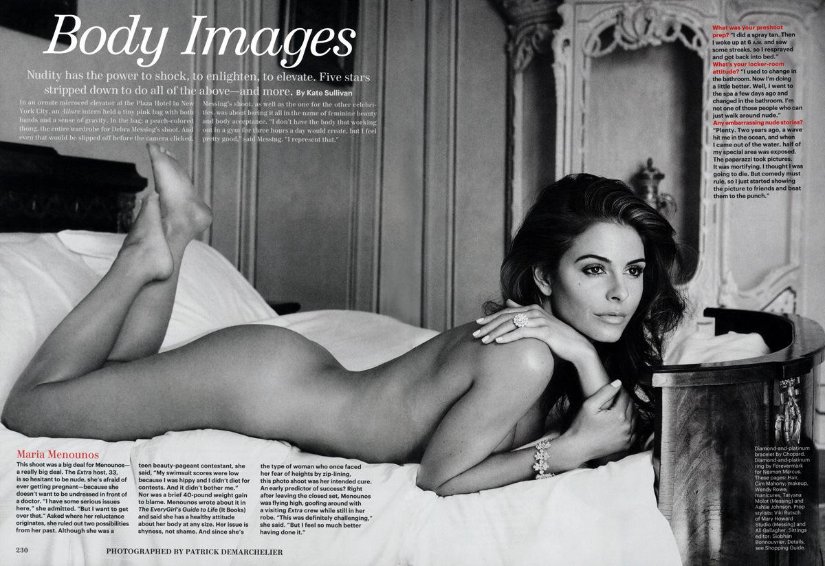 Maria Menounos Nude Pics