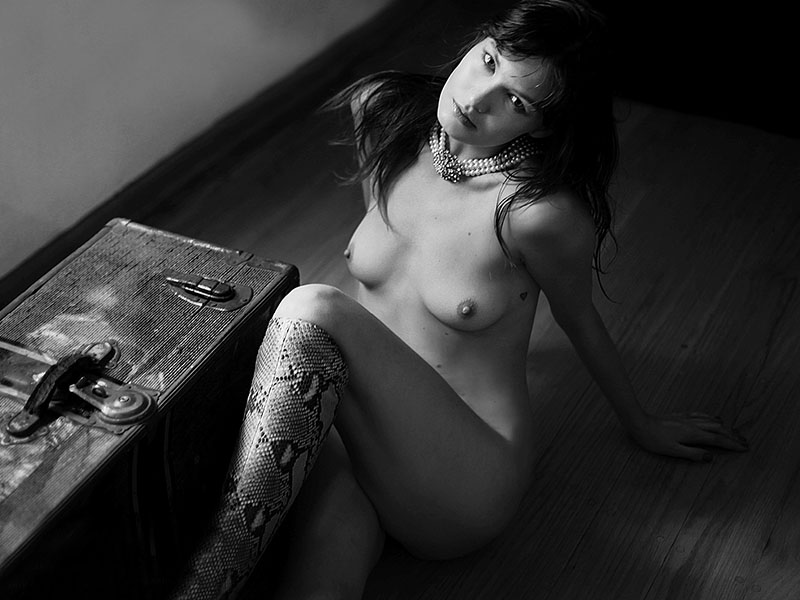 Maria Osintceva Nude