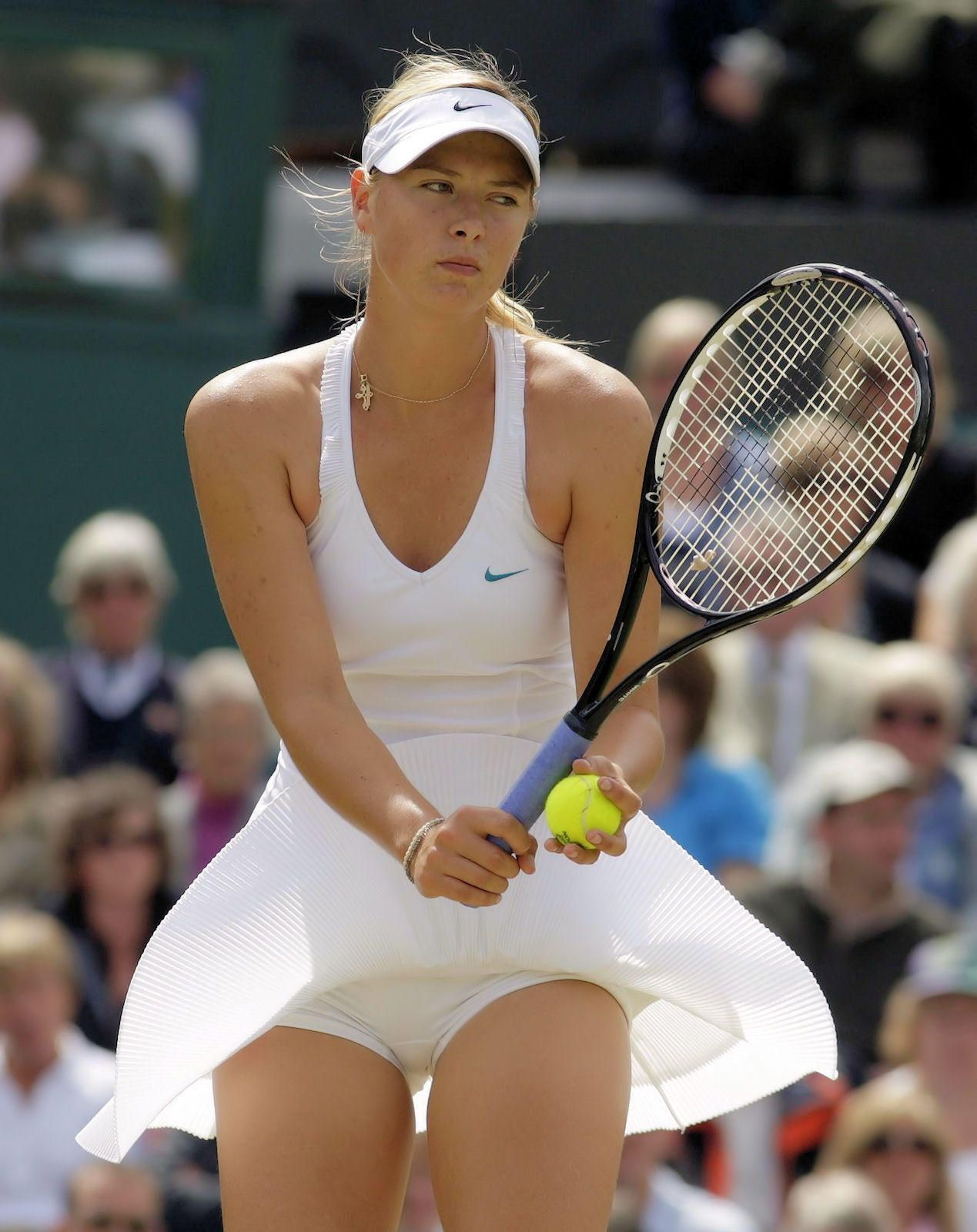 Maria Sharapova Upskirt photos 1