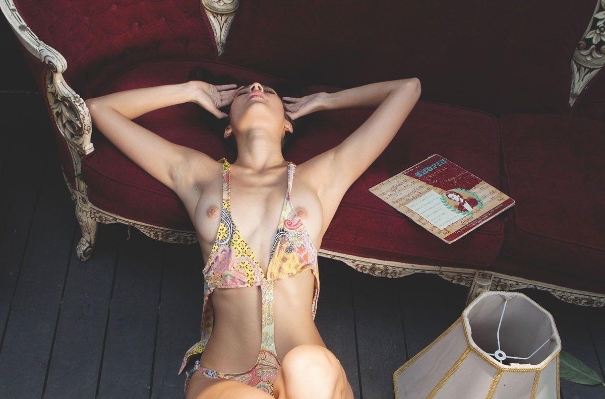 Mariam Rodríguez Topless...
