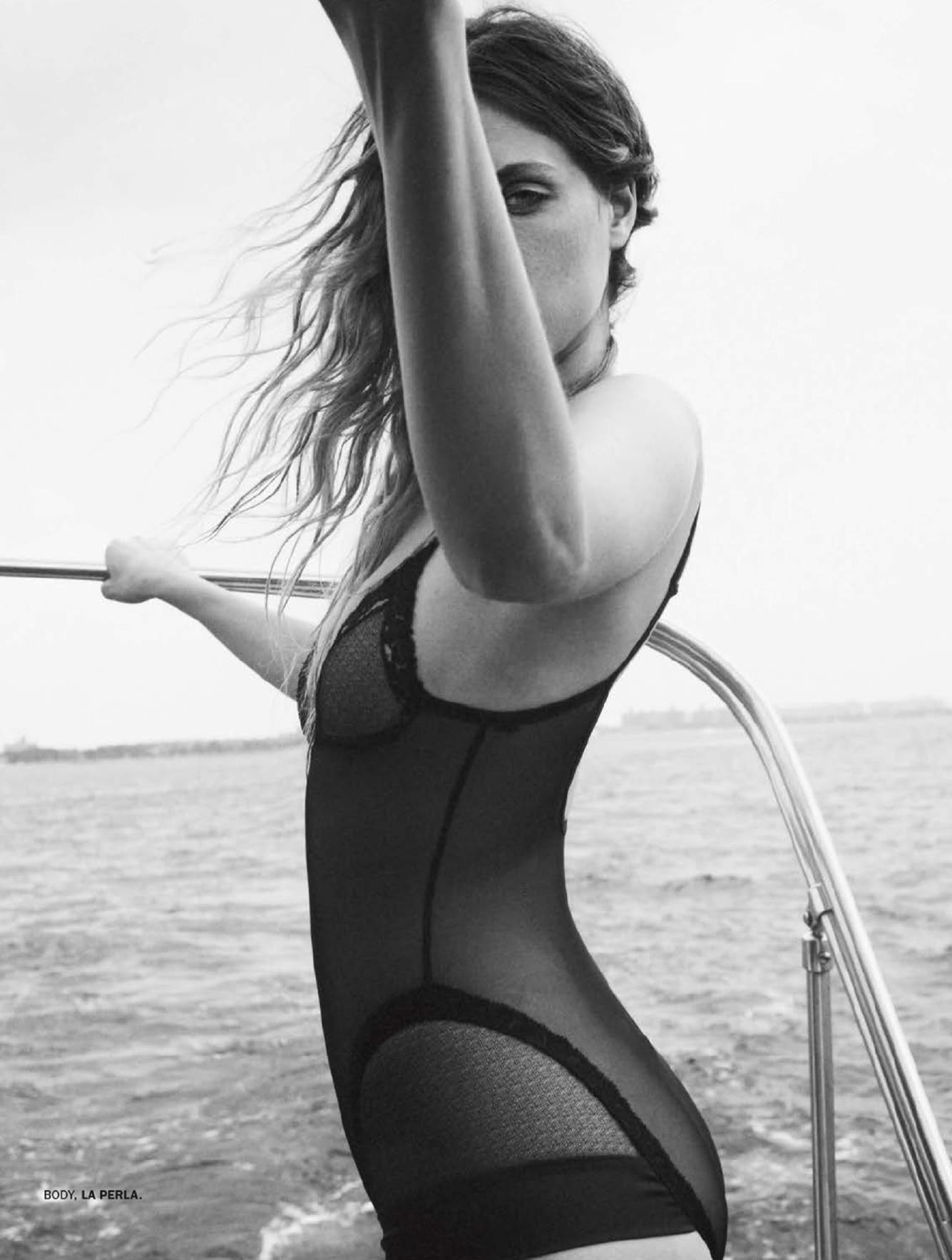 Marie De Villepin Topless...