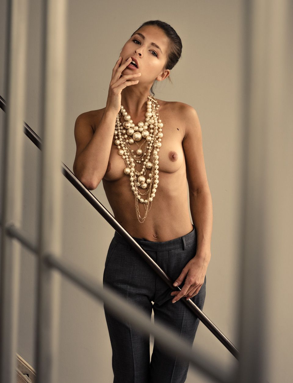 Marisa Papen Topless Pics