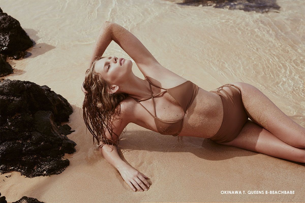 Topless Photos Of Marloes...