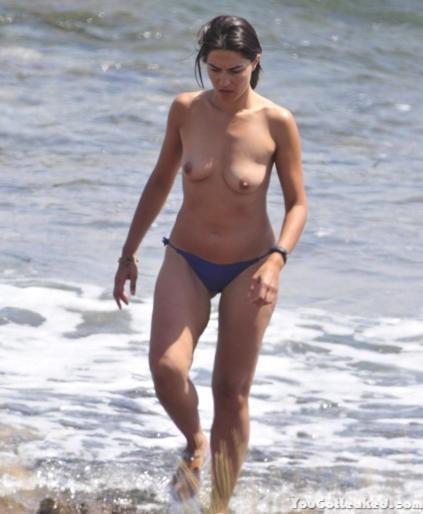 Marta Fernandez topless leak (4)