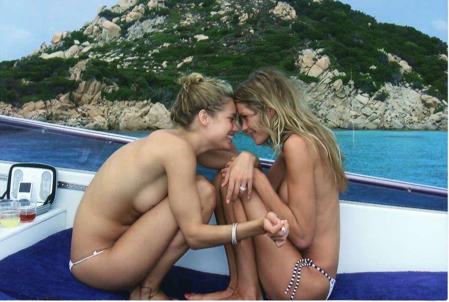 May Andersen Naked