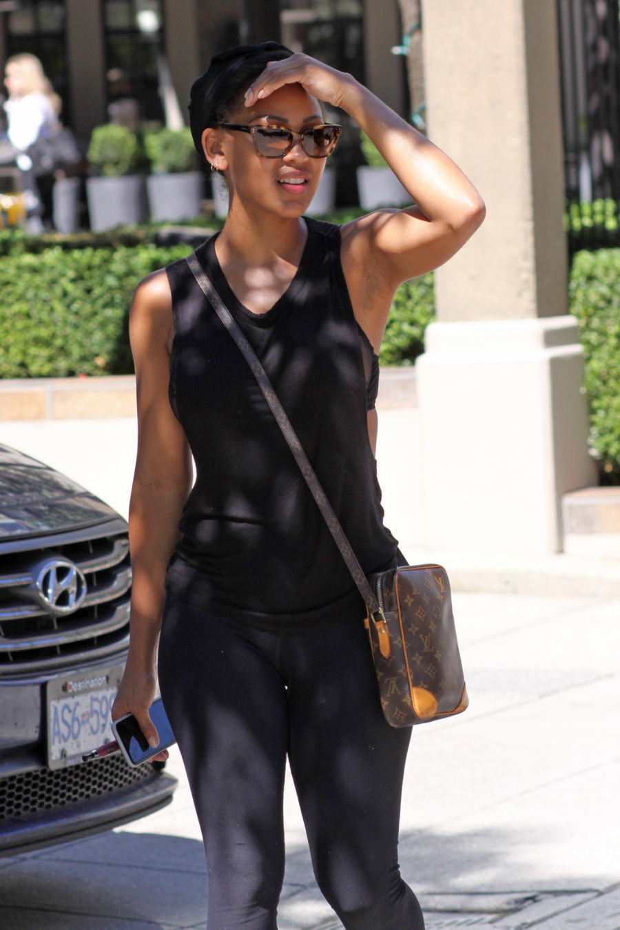 Meagan Good Tight Dress P...
