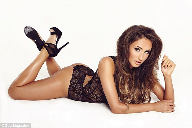 Megan Mckenna Sexy Photos
