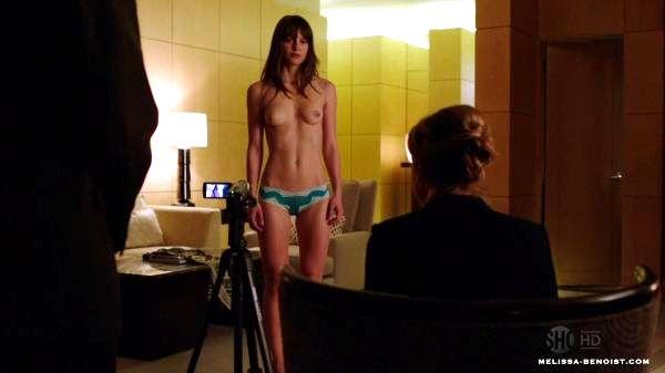Melissa Benoist Naked