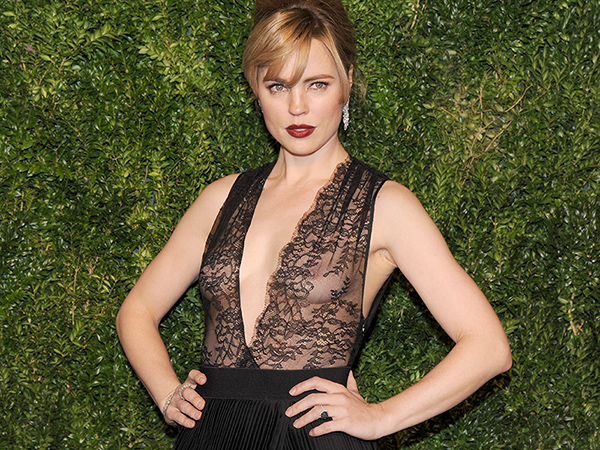 Melissa George See-throug...