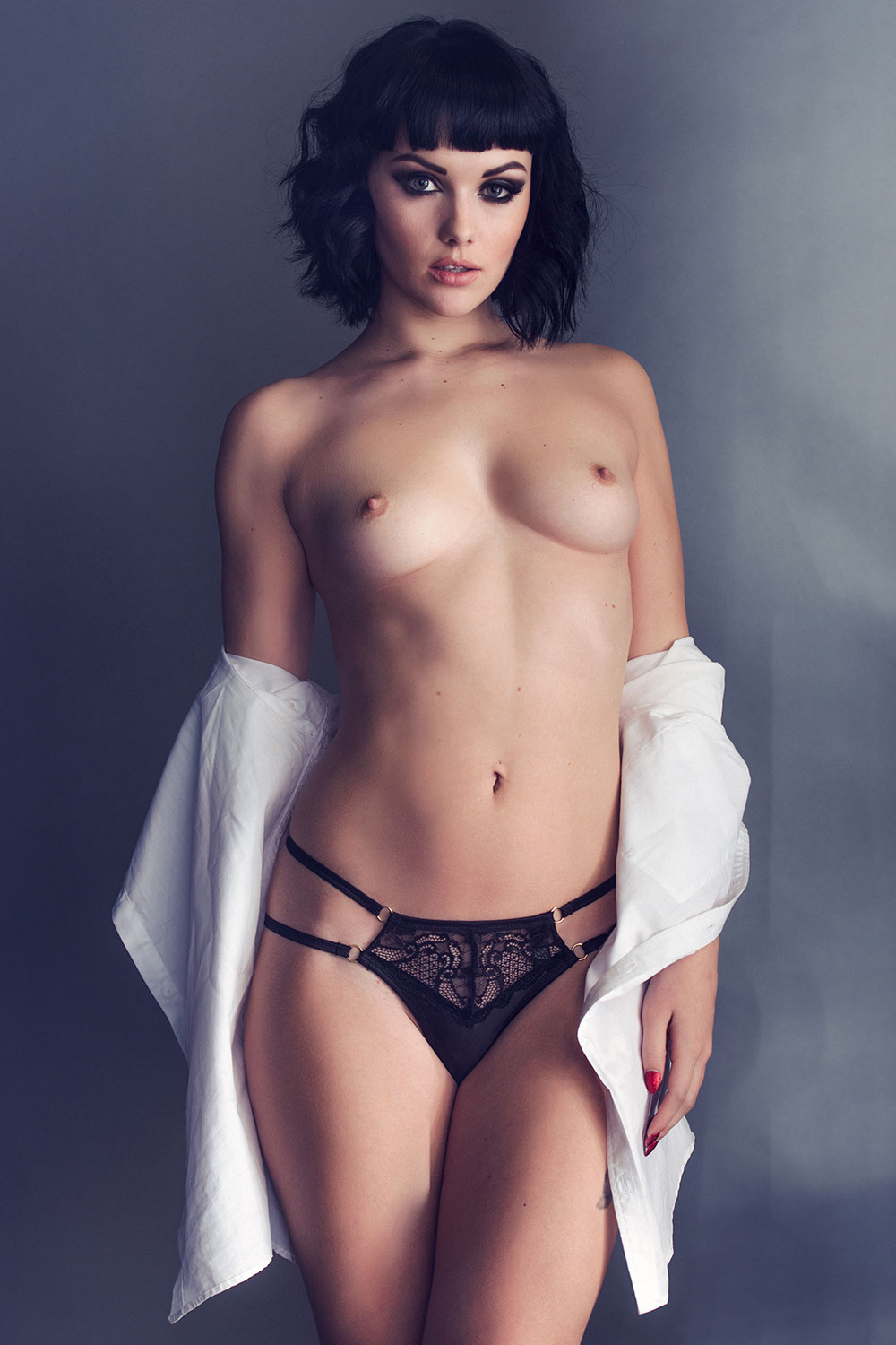 Mellisa Clarke Topless Ph...