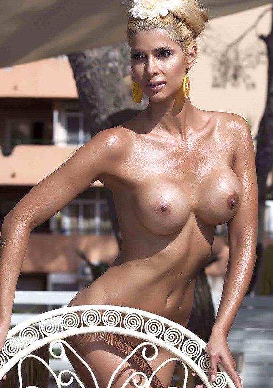 Micaela Schäfer Nude Pho...